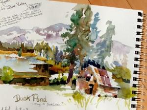 Duck Lake Cabin
